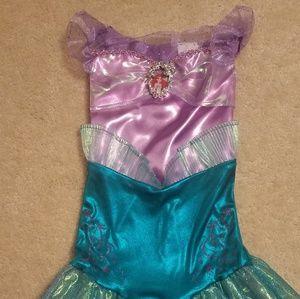 Disney Little Mermaid Ariel Costume Dress